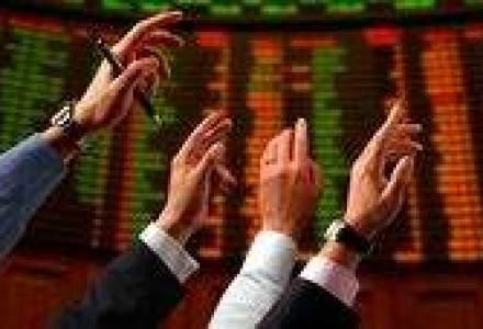 Bursele europene afiseaza cresteri