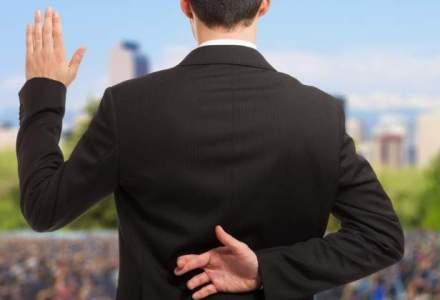 Cele mai bogate 10 tari din Europa in care oamenii au cel mai putin incredere in politicieni