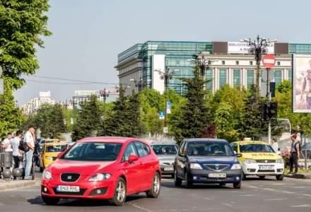 De ce in Bucuresti sunt ambuteiaje desi exista camere de trafic in 240 de intersectii