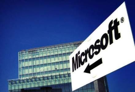 Microsoft va angaja cateva sute de specialisti IT in Romania, in urmatorii ani