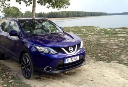 Test Drive Wall-Street: Nissan Qashqai 1.6 benzina, autonomie de diesel