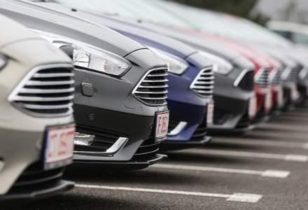 Afacerile din comertul de autovehicule si motociclete au crescut cu 8,3% la 8 luni
