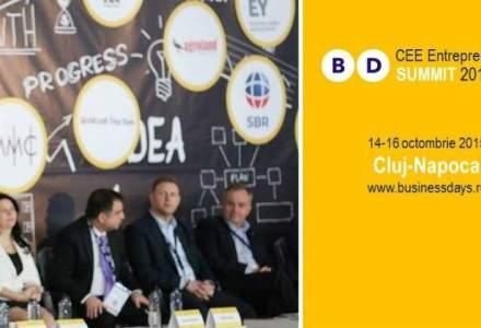 (P) CEE Entrepreneurship Summit 2015 aduce la Cluj oportunitati de business networking pentru oamenii de afaceri din Europa Centrala si de Est