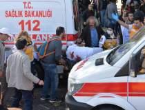 ATAC terorist la Ankara:...