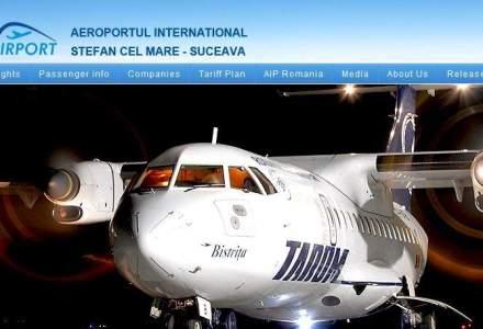 Aeroportul Suceava, modernizat: cand poti zbura (de) aici