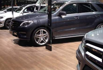 Piata auto, dupa primele 9 luni: inmatricularile de masinile noi au crescut cu 10%