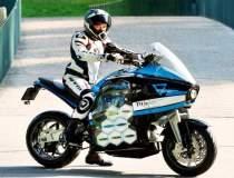 A fost creata o motocicleta...