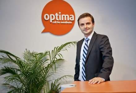 Compania locala de outsourcing Optima mizeaza pe afaceri in crestere cu 30%, la peste 2 mil. euro