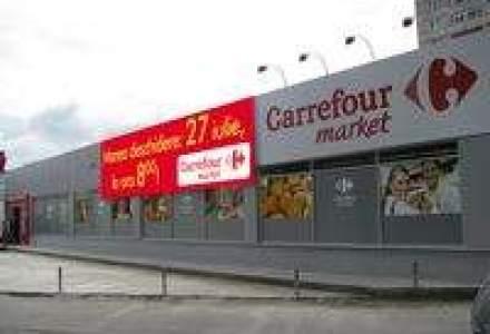 Carrefour deschide cel de-al 5-lea supermarket din Capitala