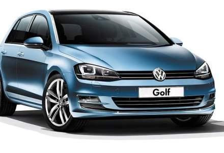 Vanzarile de masini Volkswagen in Romania au scazut cu 30,6% in septembrie