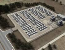 Tesla monteaza baterii pentru...