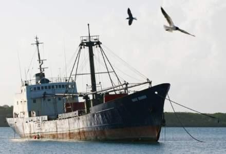 Cel putin 12 morti dupa scufundarea unei nave ucrainene in Marea Neagra, in apropierea Romaniei