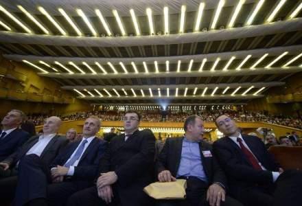 Asa a fost la Congresul PSD: discursuri despre comunism in prezenta lui Iliescu