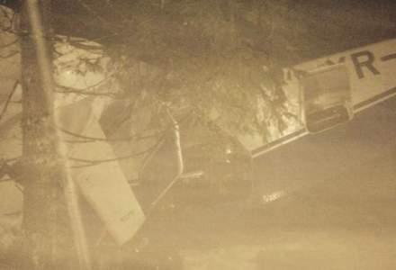 Raportul final al accidentului din Apuseni: Givrajul a afectat carburatoarele, nepermitand altitudine optima