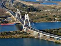 Podul Agigea, inaugurat cu...