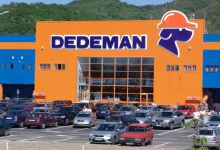 Dedeman bizeaza a 42-a locatie si deschide al doilea magazin din Timisoara, in urma unei investitii de 17 mil. EUR