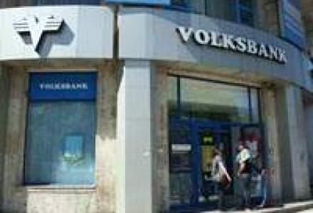 Angajatii Volksbank, instruiti cu bani europeni