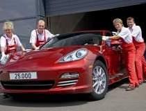 Porsche a fabricat 25.000 de...