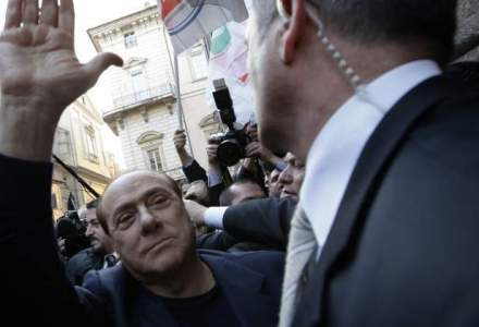 "Silvio Berlusconi: Nicolas Sarkozy, un ""cretin agresiv si gelos"", Angela Merkel, ""bucuroasa"" sa primeasca bijuterii"