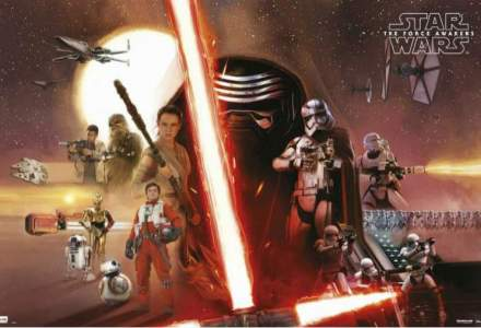 "Economia Star Wars: Ingredientele celor 17.000 de tweet-uri pe minut si ""sold out"" in cateva ore"