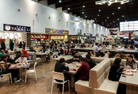 Iulius Group dubleaza capacitatea food court-ului din Palas Mall Iasi