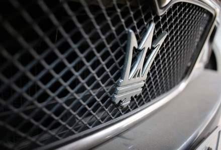 Maserati recheama 1.000 de masini de lux din SUA din cauza riscului de incendiu