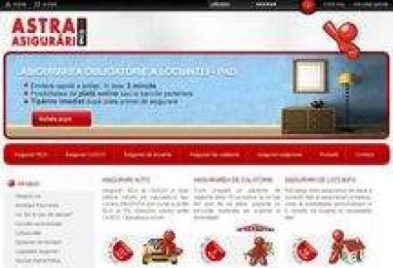 Astra vinde online polite pentru asigurarea obligatorie a locuintei