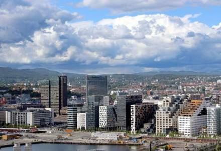 Norvegia vrea sa renunte la circulatia masinilor in centrul capitalei Oslo