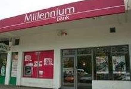 Millennium Bank ia de la BERD 20 mil. euro pentru finantarea IMM-urilor