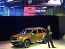 FOTO: Dacia a lansat prima...
