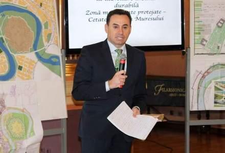 Primarul Gheorghe Falca,la Parchet in cazul unui incident produs la alegerile din 2014