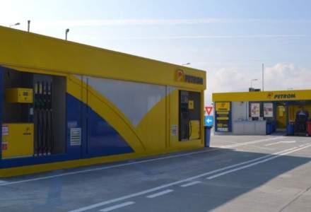 Petrom a deschis primele doua benzinarii mobile pe autostrada A1
