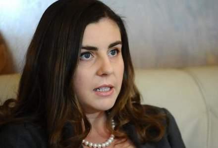 Ioana Petrescu va fi vicepresedinte al BEI si va castiga 20.000 de euro pe luna