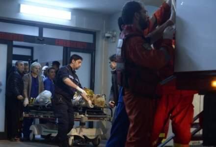 Aproape 600 de persoane vor sa doneze sange pentru ranitii din Clubul Colectiv