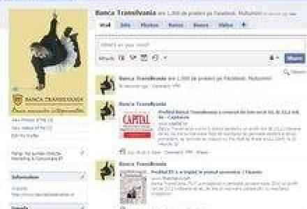 """Cat de """"placute"""" si """"prietenoase"""" sunt bancile din Romania pe Facebook"""