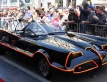Primul Batmobil este scos la...