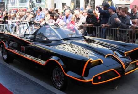 Primul Batmobil este scos la licitatie. Valoreaza in jur de 5 mil. dolari