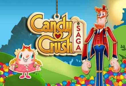 Tranzactie gigant: Activision Blizzard cumpara producatorul Candy Crush-Saga