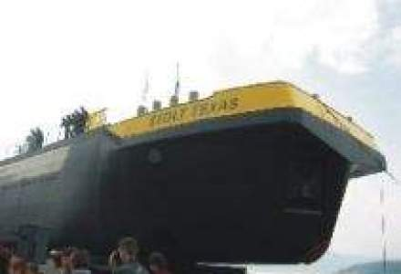 Afacerile semestriale ale Santierului Naval Orsova s-au injumatatit