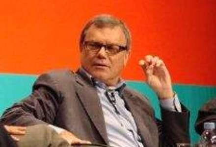 Sir Martin Sorrell: Publicitatea nu mai poate sustine financiar mass-media