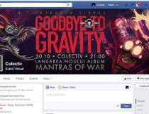 Goodbye to Gravity nu platea...