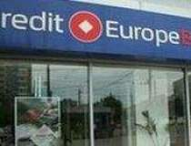 Credit Europe va inapoia...