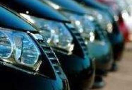 Piata auto romaneasca, scadere de doar 2% in luna iulie