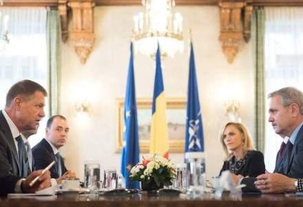 Iohannis continua astazi consultarile, cu UNPR si ALDE, chemand in premiera si societatea civila
