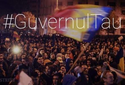 #GuvernulTAU. REVENDICARI: 5 piloni ai libertatii si prosperitatii