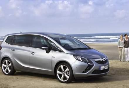 Opel Zafira, chemate in service in Marea Britanie din cauza riscului unor incendii
