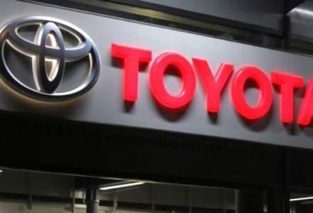 Toyota Motor, 1 MLD. dolari in inteligenta artificiala si robotica