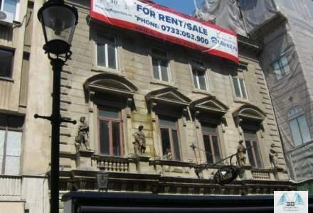 Cladire istorica din centrul vechi, la vanzare pentru 2 mil. euro