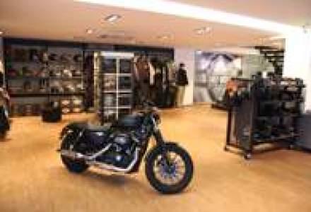 Cate Harley-Davidson s-au vandut in Romania la 6 luni