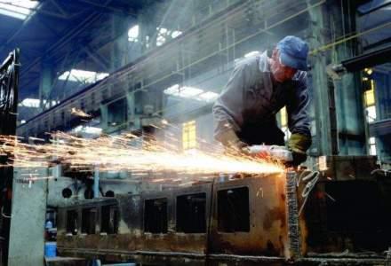 Cifra de afaceri din industrie, in crestere cu cu 2,5% la 9 luni